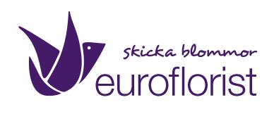 Singles day kampanj från Euroflorist - 12% på allt idag